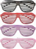 Brille Glamour, lila